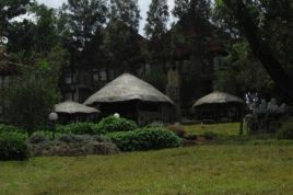 Luhya community Village